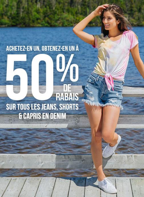 BOGO Jeans Shorts & Capris