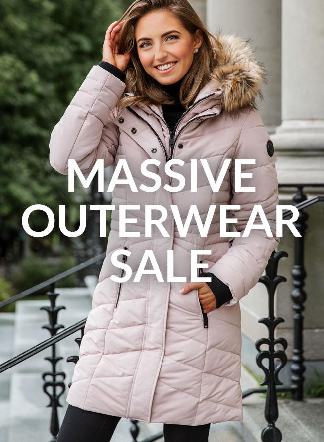 Outerwear Sale